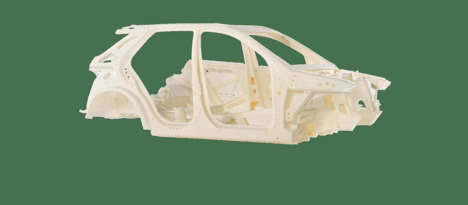 Prototypenbau 3D-Druck SLS