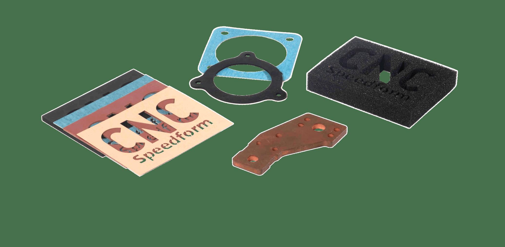 3D-Druck prototypenbau Wasserstrahlschneiden